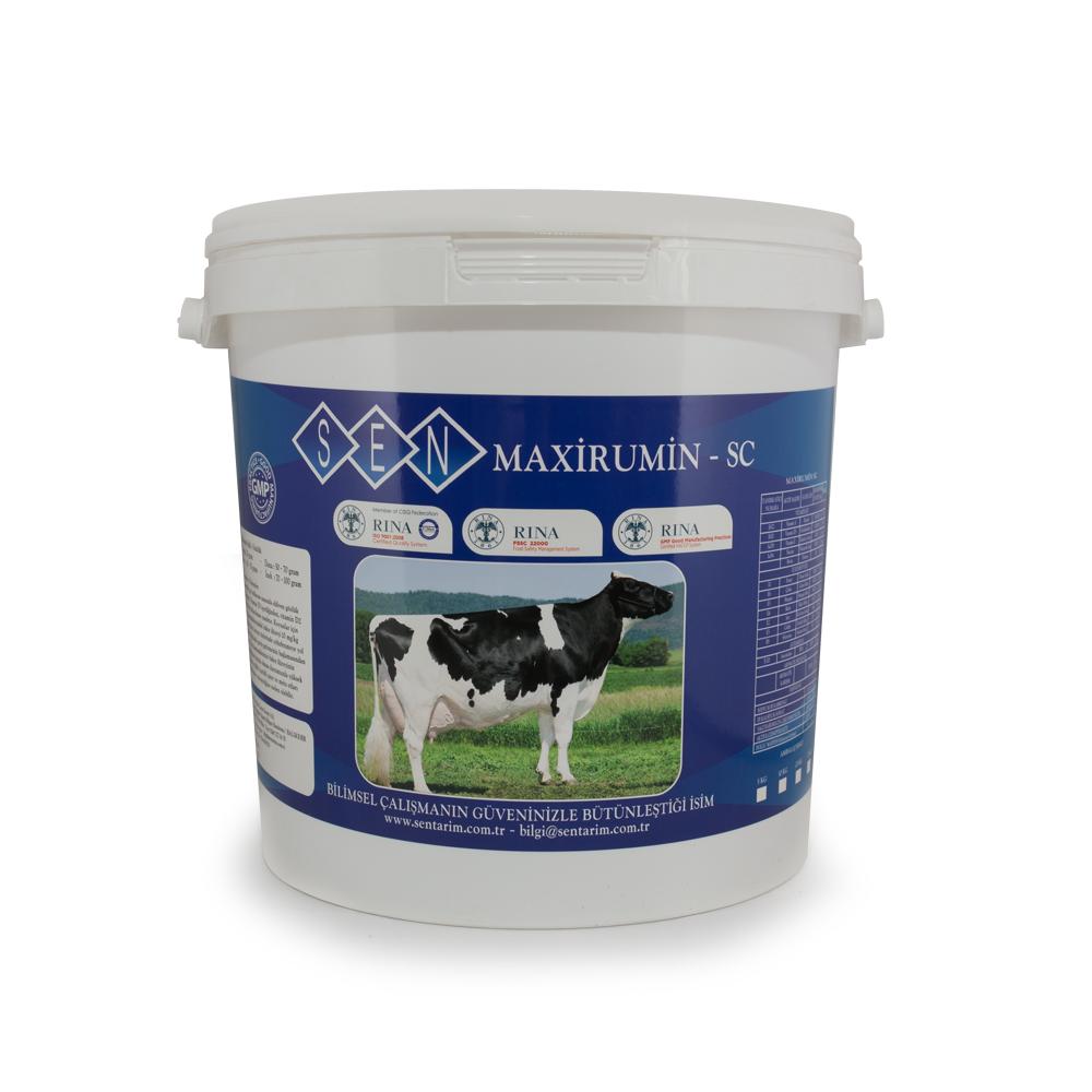 Maxirumin-SC, Büyükbaş Vitaminleri, Büyükbaş Yem Katkı